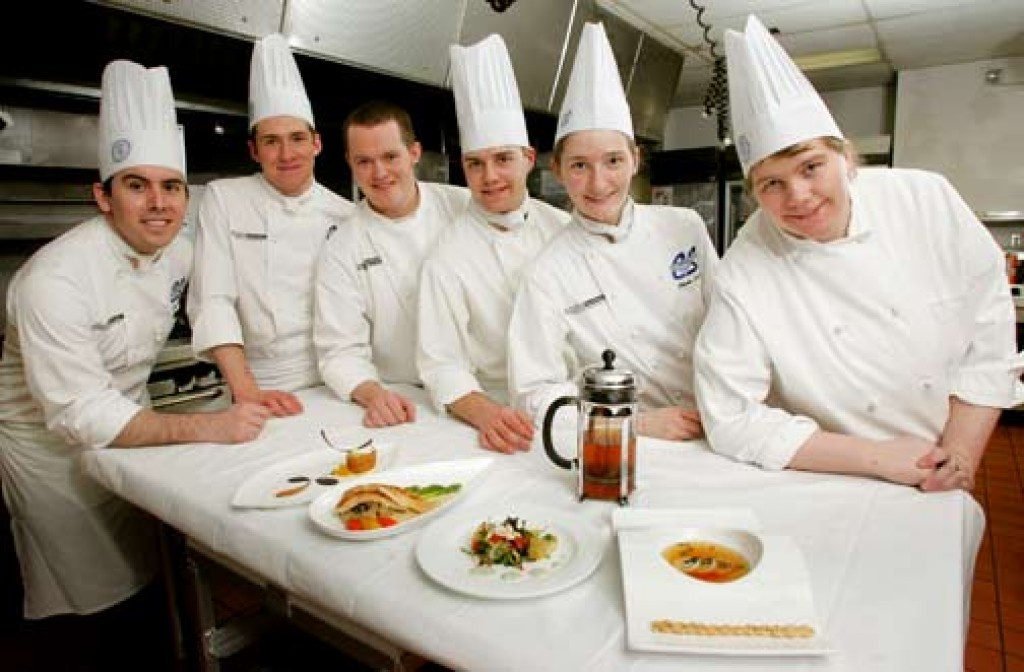 Study commercial cookery in beautiful Brisbane, Queensland, Australia!